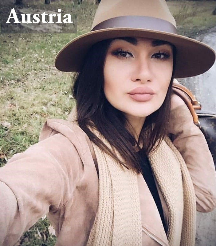 Contestants 2019 (comig soon) - Miss Europe World